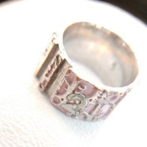 Dior Trotter Ring, Size 5
